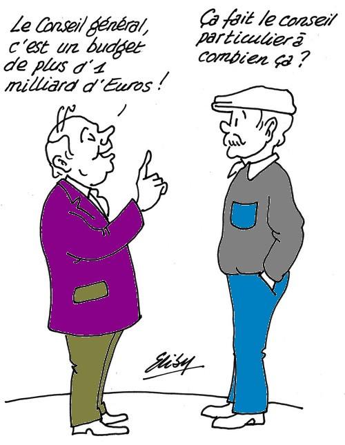 2008-06. A quoi sert le CONSEIL GéNéRAL ? - Journal La Mée ...
