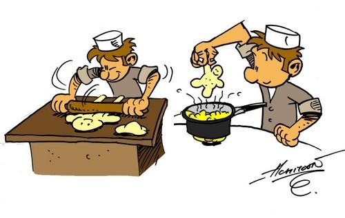 image drole cuisine